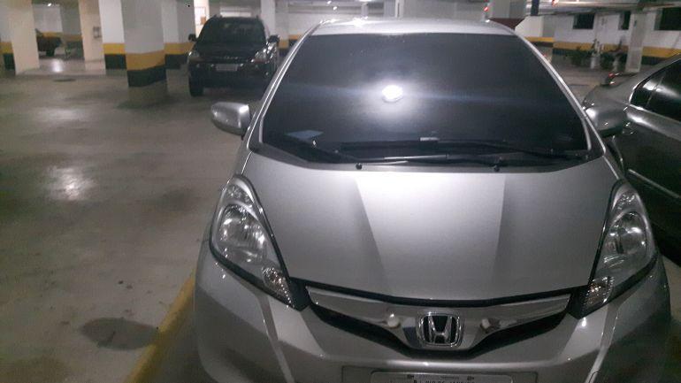 Honda Fit EX 1.5 16V (flex) (aut) - Foto #1