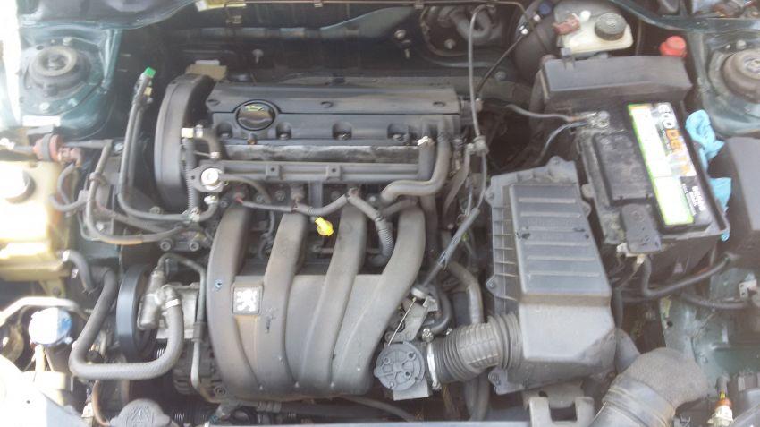 Peugeot 306 Sedan Soleil 1.8 16V - Foto #7