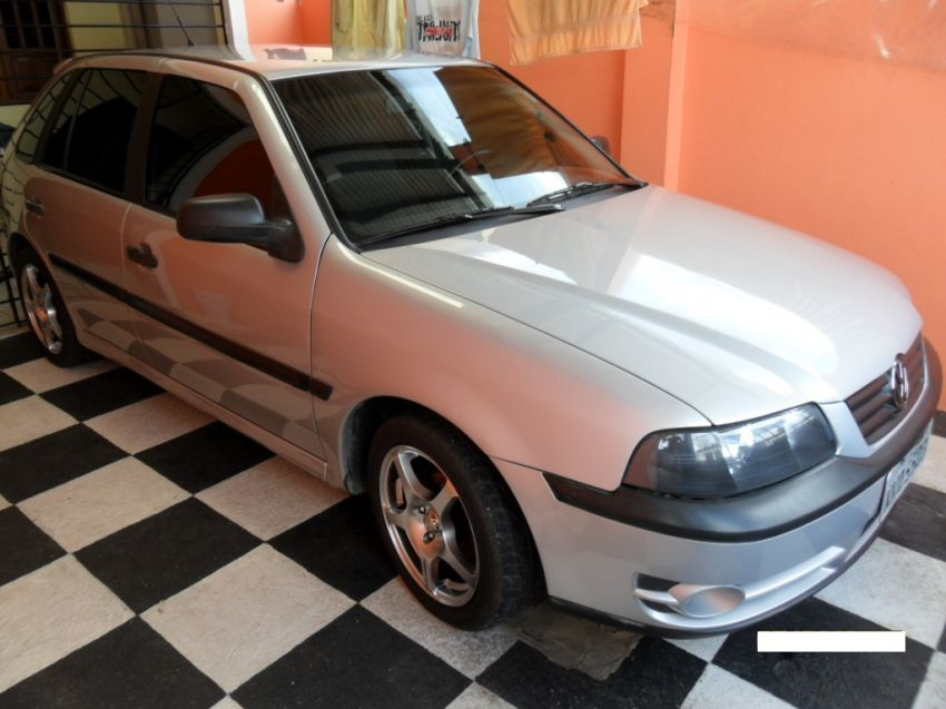 Volkswagen Gol Power 1.8 MI (Flex) - Foto #1