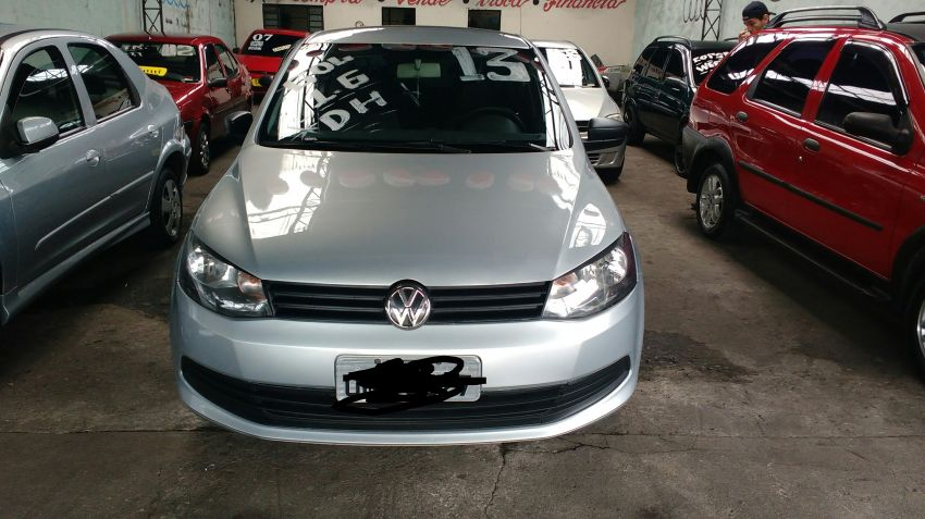Volkswagen Novo Gol 1.6 (Flex) - Foto #1
