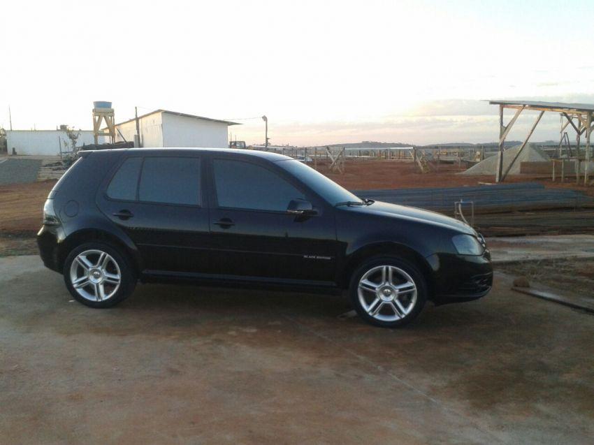 Volkswagen Golf Black Edition 2.0 (Aut) (Flex) - Foto #3