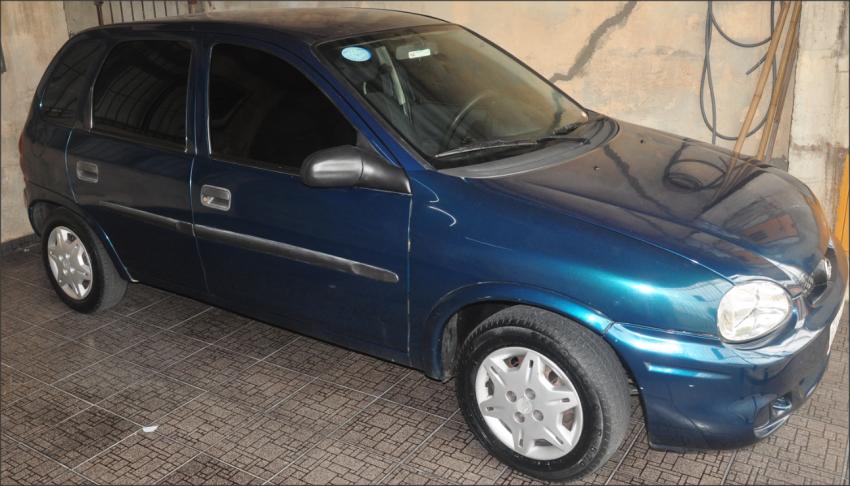Chevrolet Corsa Hatch Wind 1.0 MPFi 4p - Foto #3