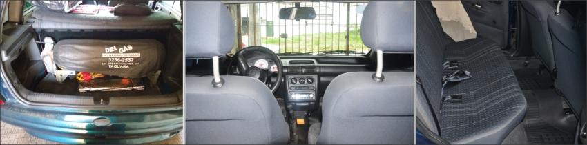 Chevrolet Corsa Hatch Wind 1.0 MPFi 4p - Foto #4