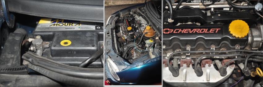 Chevrolet Corsa Hatch Wind 1.0 MPFi 4p - Foto #8