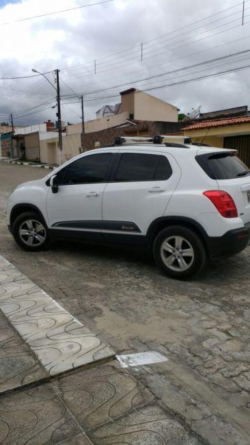Chevrolet Tracker 1.8 16v Ecotec Freerider (Flex) - Foto #2