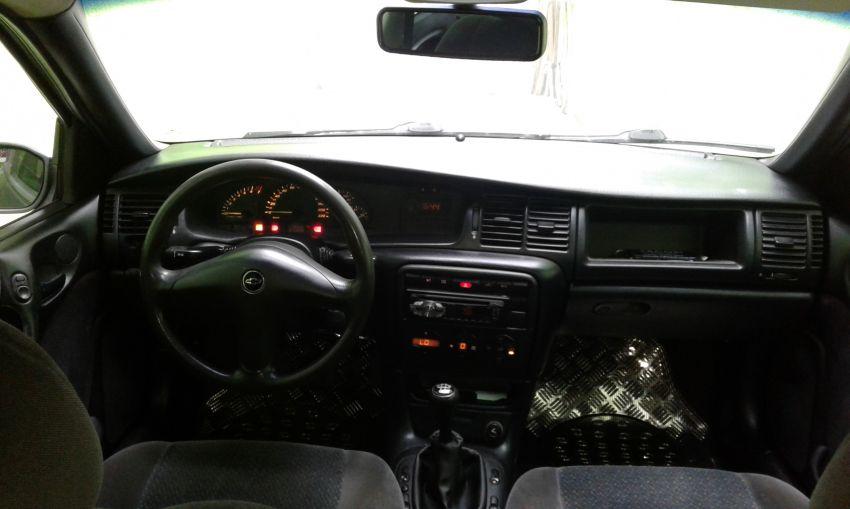 Chevrolet Vectra 2.2 MPFi - Foto #4