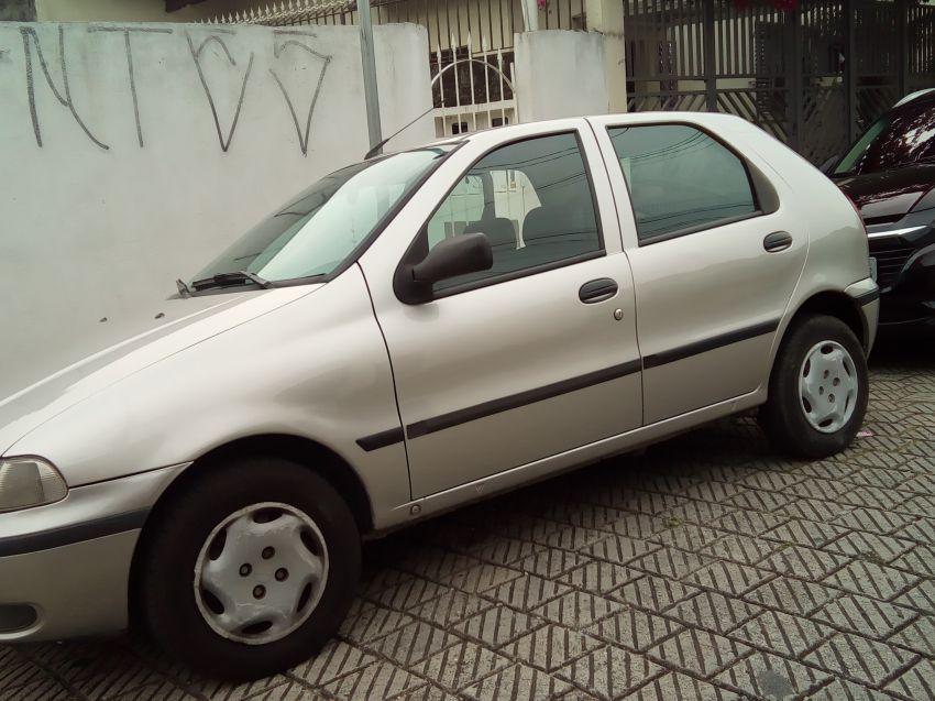 Fiat Palio EDX 1.0 MPi 4p - Foto #8
