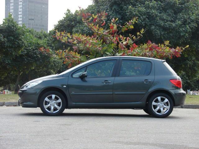 Peugeot 307 Hatch 1.6 16v Presence Pack(10 Anos Brasil)(Flex) - Foto #3