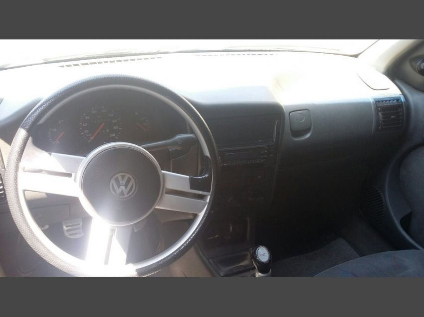 Volkswagen Parati CL 1.6 MI 2p - Foto #3