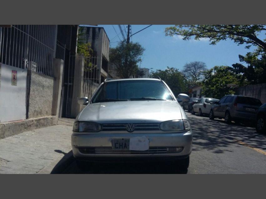 Volkswagen Parati CL 1.6 MI 2p - Foto #5