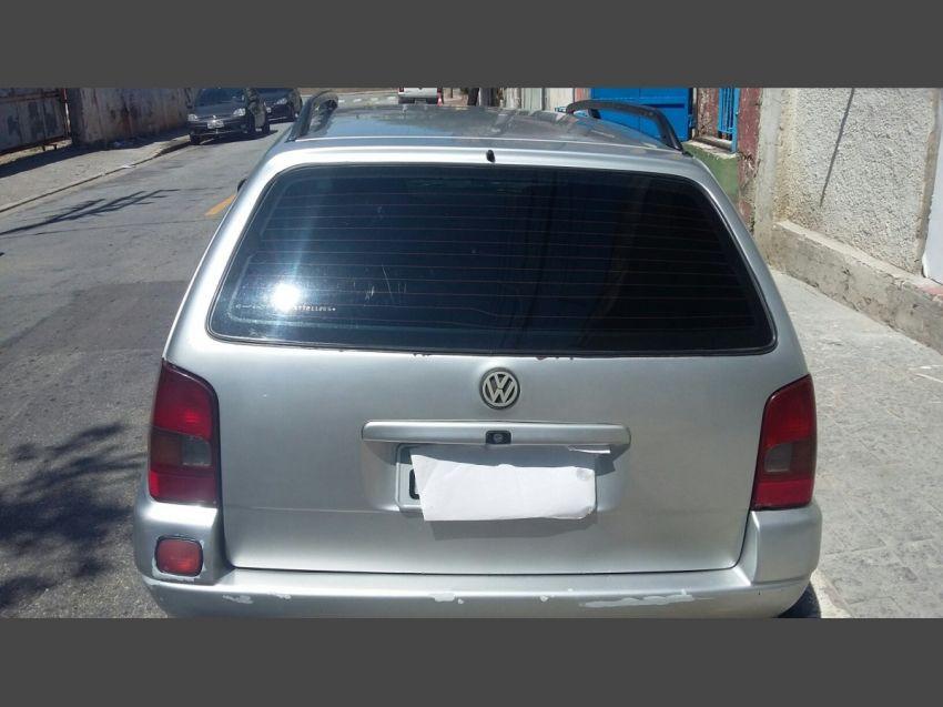Volkswagen Parati CL 1.6 MI 2p - Foto #8