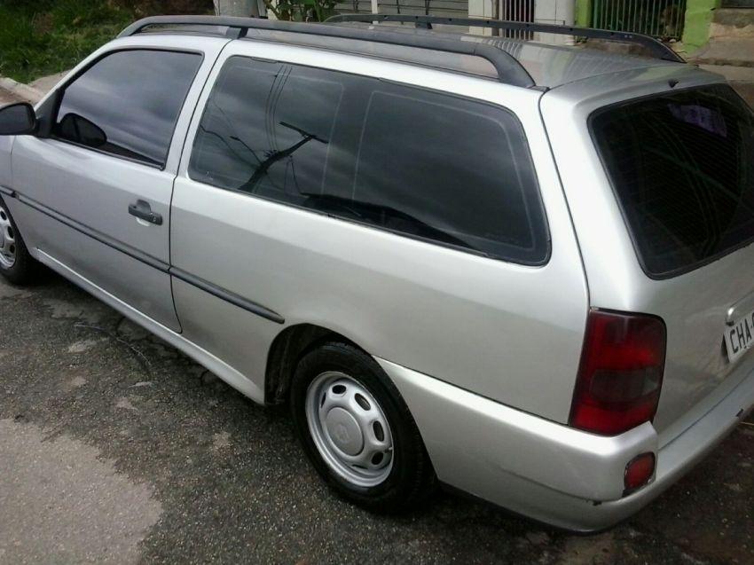 Volkswagen Parati CL 1.6 MI 2p - Foto #10