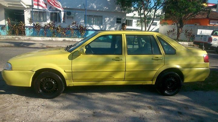 Volkswagen Santana GL 1.8 - Foto #2