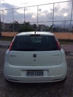 Fiat Punto Attractive 1.4 (Flex) - Foto #2