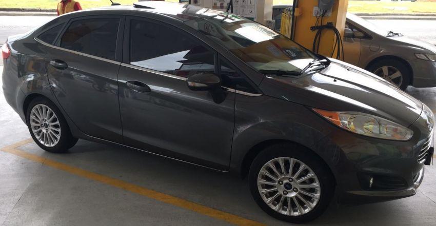 Ford New Fiesta Sedan 1.6 Titanium PowerShift Plus (Aut)  - Foto #1