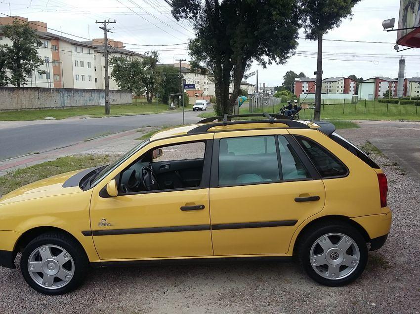 Volkswagen Gol Copa 1.6 (G4) (Flex) - Foto #10