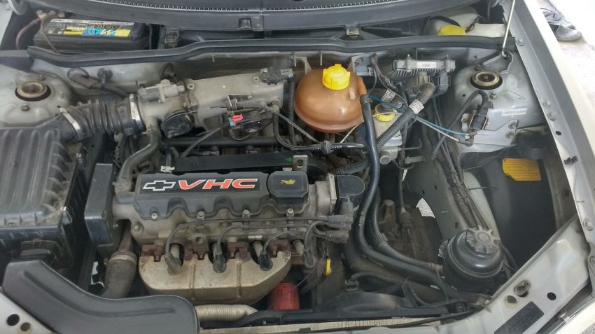 Chevrolet Corsa Sedan Classic Spirit 1.0 VHC - Foto #8