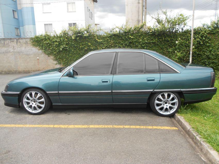 Chevrolet Omega GLS 4.1 SFi - Foto #8