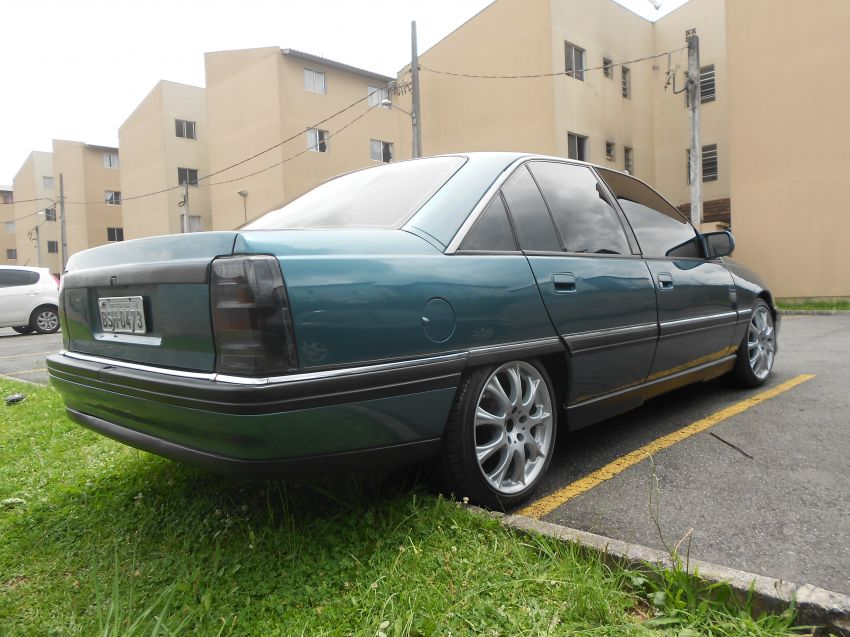 Chevrolet Omega GLS 4.1 SFi - Foto #9