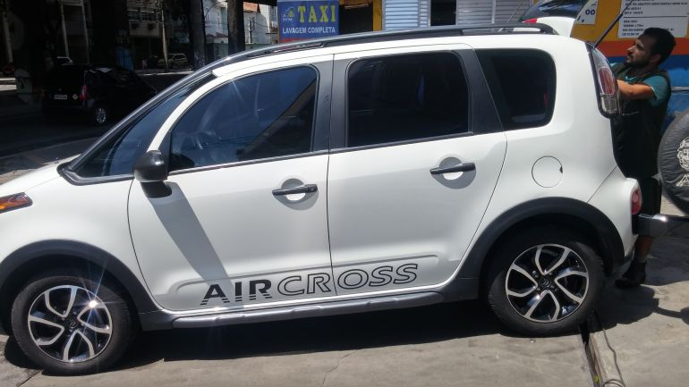 Citroën Aircross Tendance 1.6 16V (Flex) - Foto #1