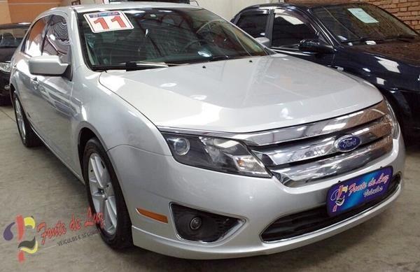 Ford Fusion   SEL 2.5 16V 173cv Aut - Foto #1