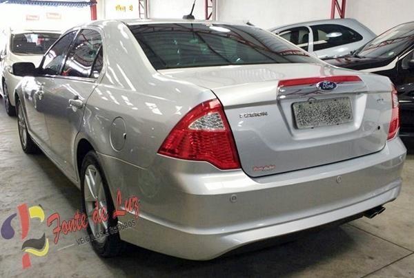 Ford Fusion   SEL 2.5 16V 173cv Aut - Foto #2