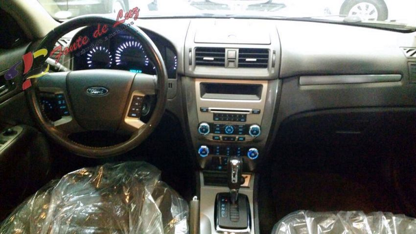 Ford Fusion   SEL 2.5 16V 173cv Aut - Foto #3