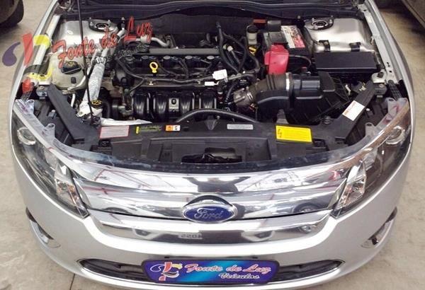 Ford Fusion   SEL 2.5 16V 173cv Aut - Foto #4