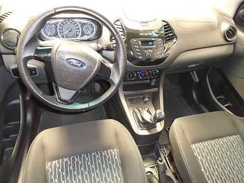 Ford Ka 1.5 N-VCT SEL (Flex) - Foto #5