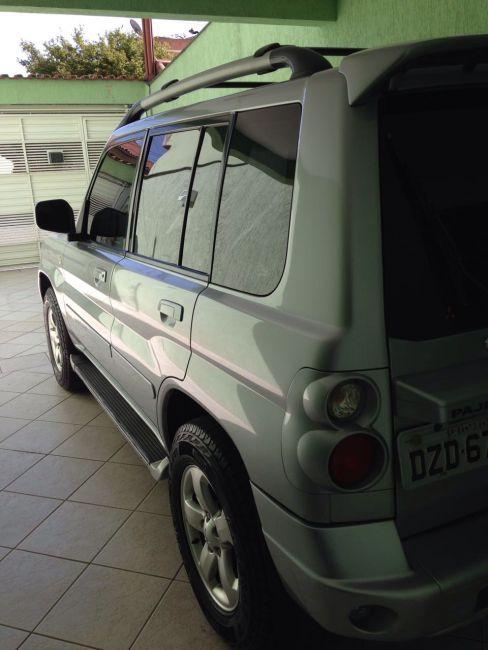 Mitsubishi Pajero TR4 2.0 16V 4X4 (flex) (aut) - Foto #7