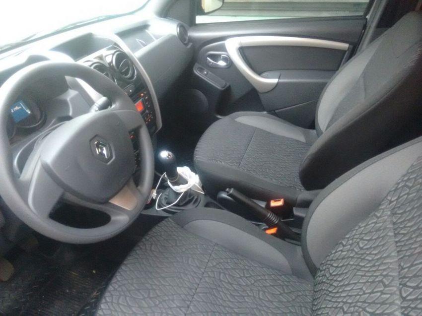 Renault Duster Oroch 1.6 16V Expression (Flex) - Foto #4