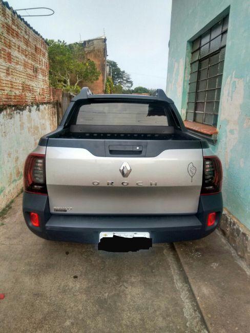 Renault Duster Oroch 1.6 16V Expression (Flex) - Foto #5
