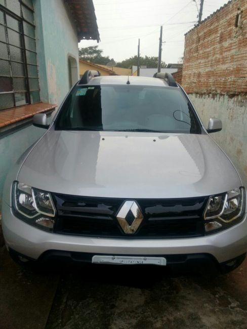 Renault Duster Oroch 1.6 16V Expression (Flex) - Foto #6