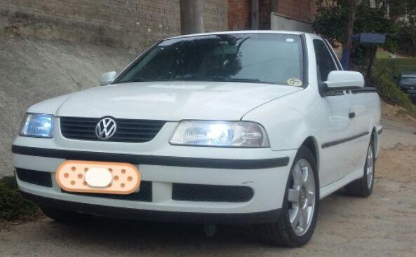 Volkswagen Saveiro 1.6 MI G3 - Foto #1