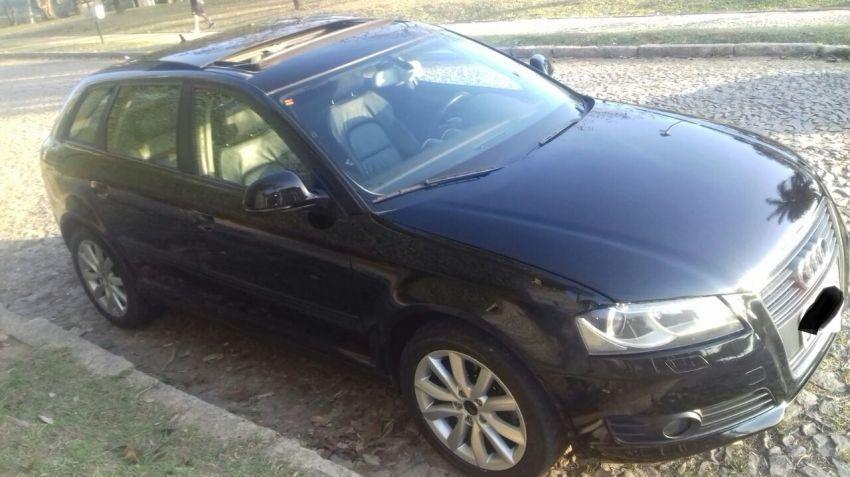 Audi A3 Sportback 2.0 TFSI S-tronic - Foto #9