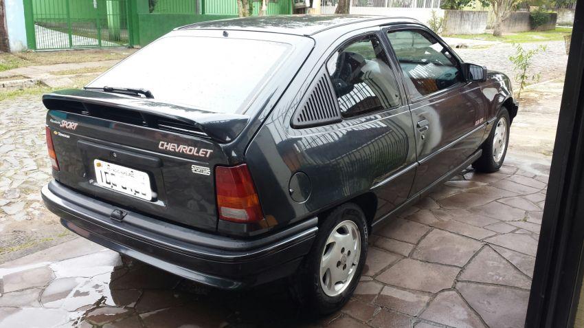 Chevrolet Kadett Hatch Sport 2.0 EFi - Foto #1