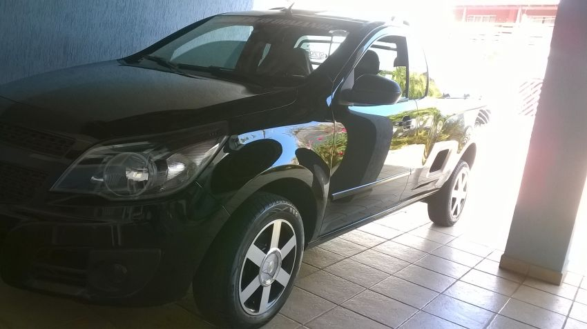 Chevrolet Montana LS 1.4 EconoFlex - Foto #1