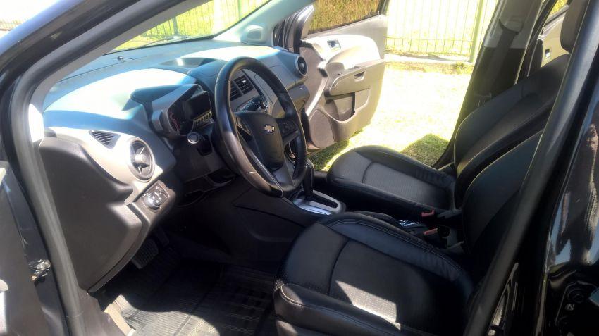 Chevrolet Sonic Hatch LTZ 1.6 (Aut) - Foto #6