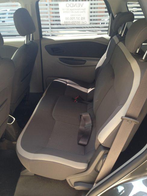 Chevrolet Spin Advantage 5S 1.8 (Flex) (Aut) - Foto #4