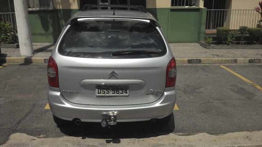 Citroën Xsara Picasso Exclusive 2.0 16V (aut) - Foto #4