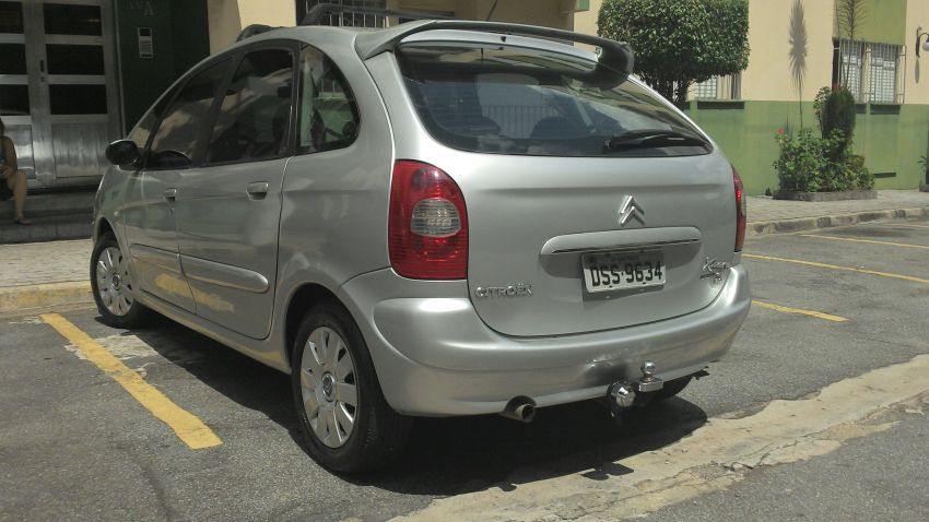 Citroën Xsara Picasso Exclusive 2.0 16V (aut) - Foto #5