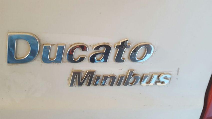 Fiat Ducato Minibus Van 2.8 Turbo - Foto #1