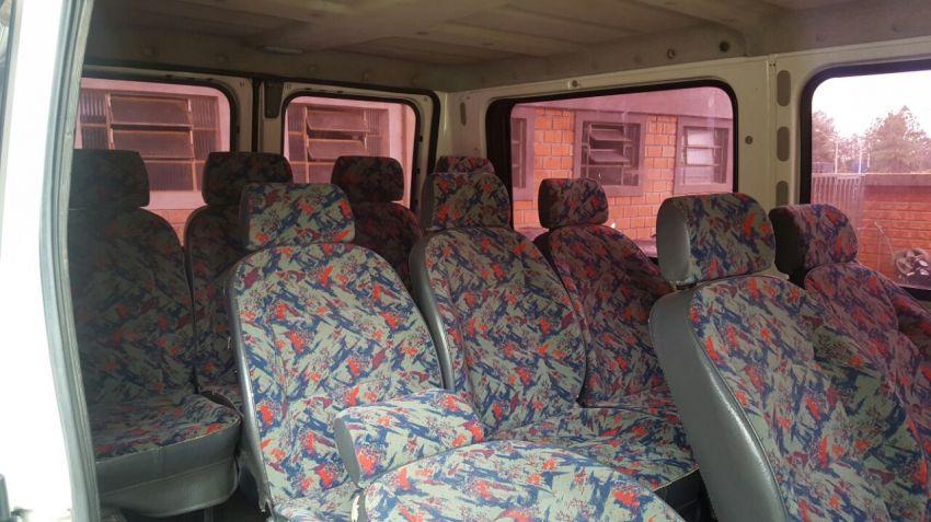 Fiat Ducato Minibus Van 2.8 Turbo - Foto #7