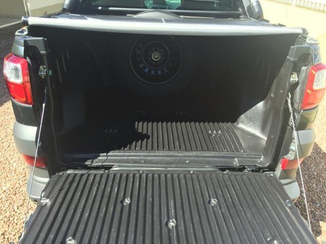 Fiat Strada Adventure Dualogic 1.8 16V (Flex) (Cab Dupla) - Foto #9