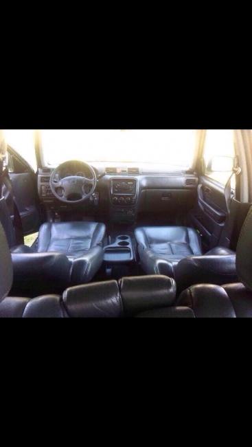 Honda CR-V 2.0 16V - Foto #1