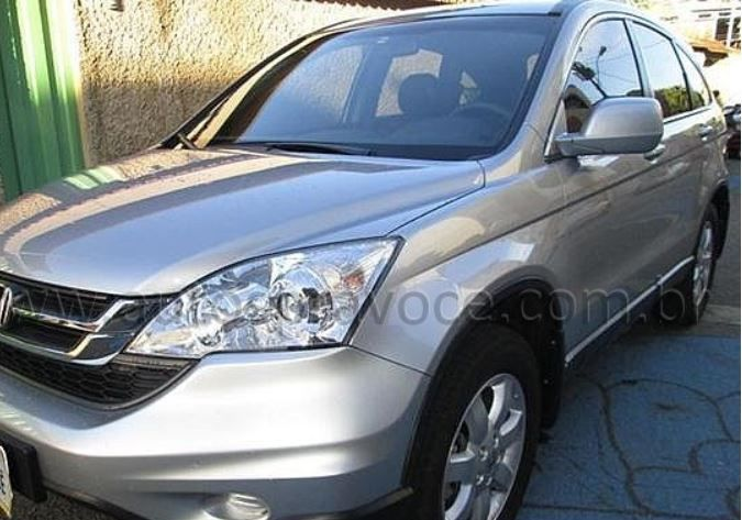 Honda CR-V LX 2.0 16V (Aut)  - Foto #1