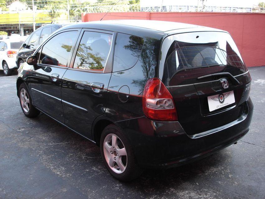 Honda Fit   Lxl 1.4/ 1.4 Flex 8v/16v 5p Aut - Foto #4
