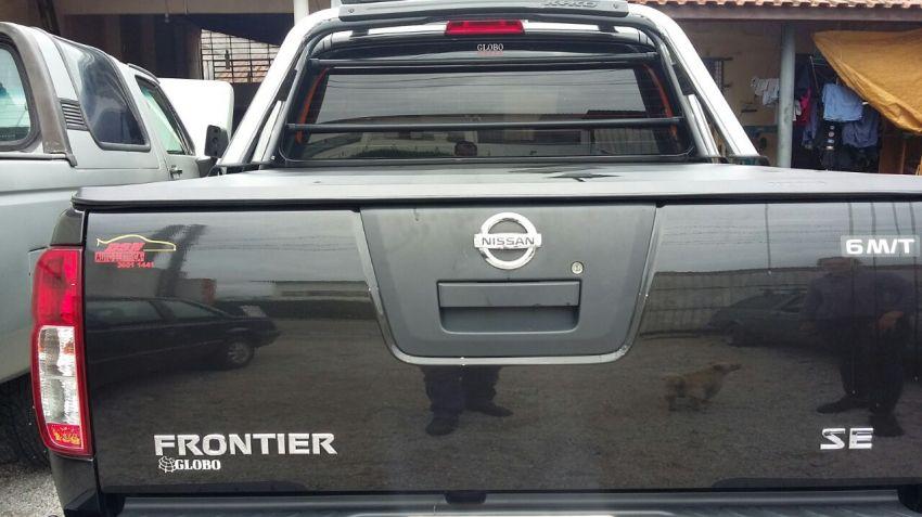 Nissan Frontier Strike 2.5 4X2 - Foto #5
