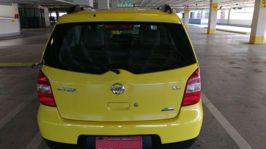 Nissan Livina SL 1.8 16V aut. (flex) - Foto #1