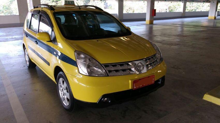 Nissan Livina SL 1.8 16V aut. (flex) - Foto #3
